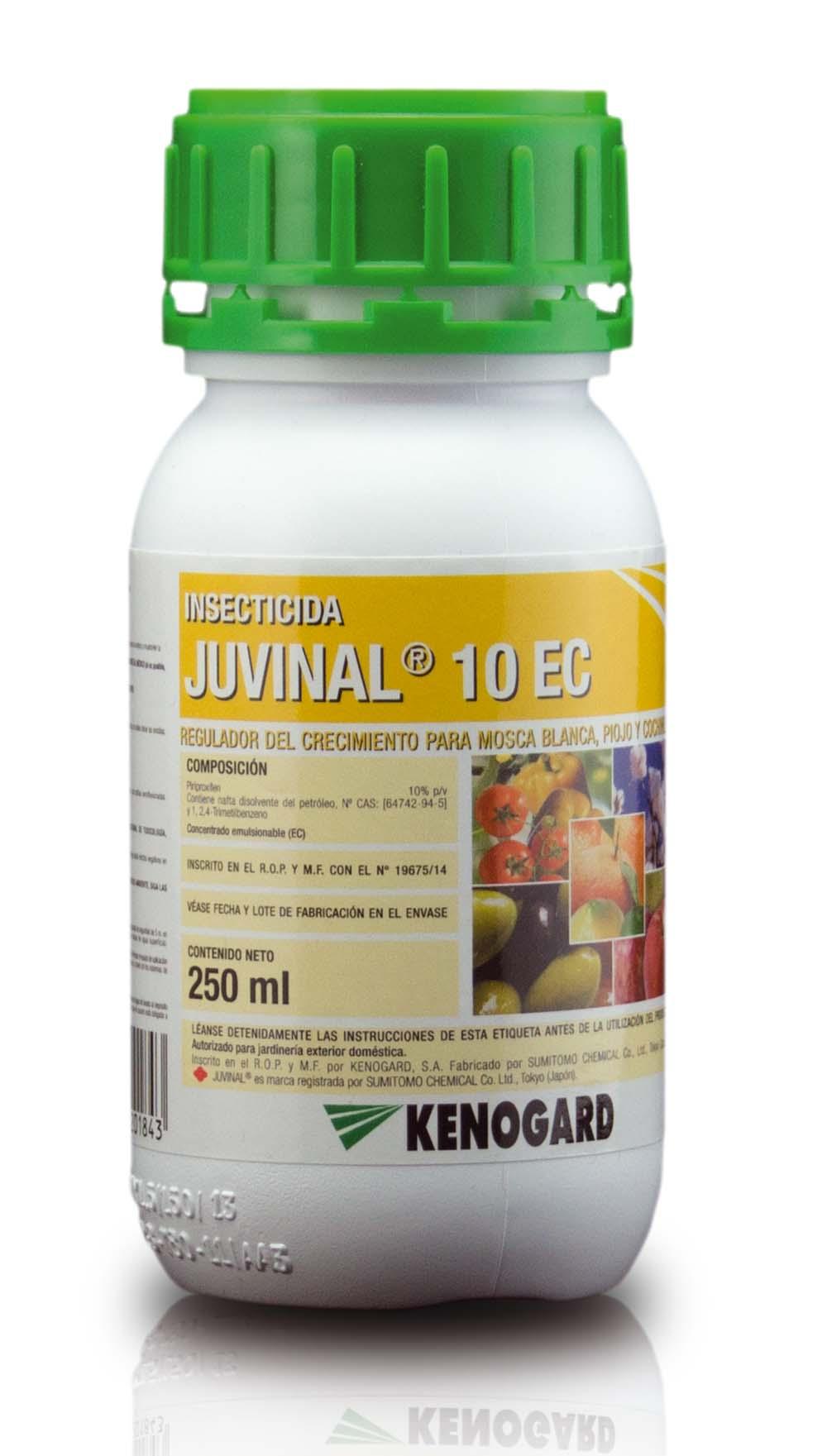 Envase Juvinal 10EC