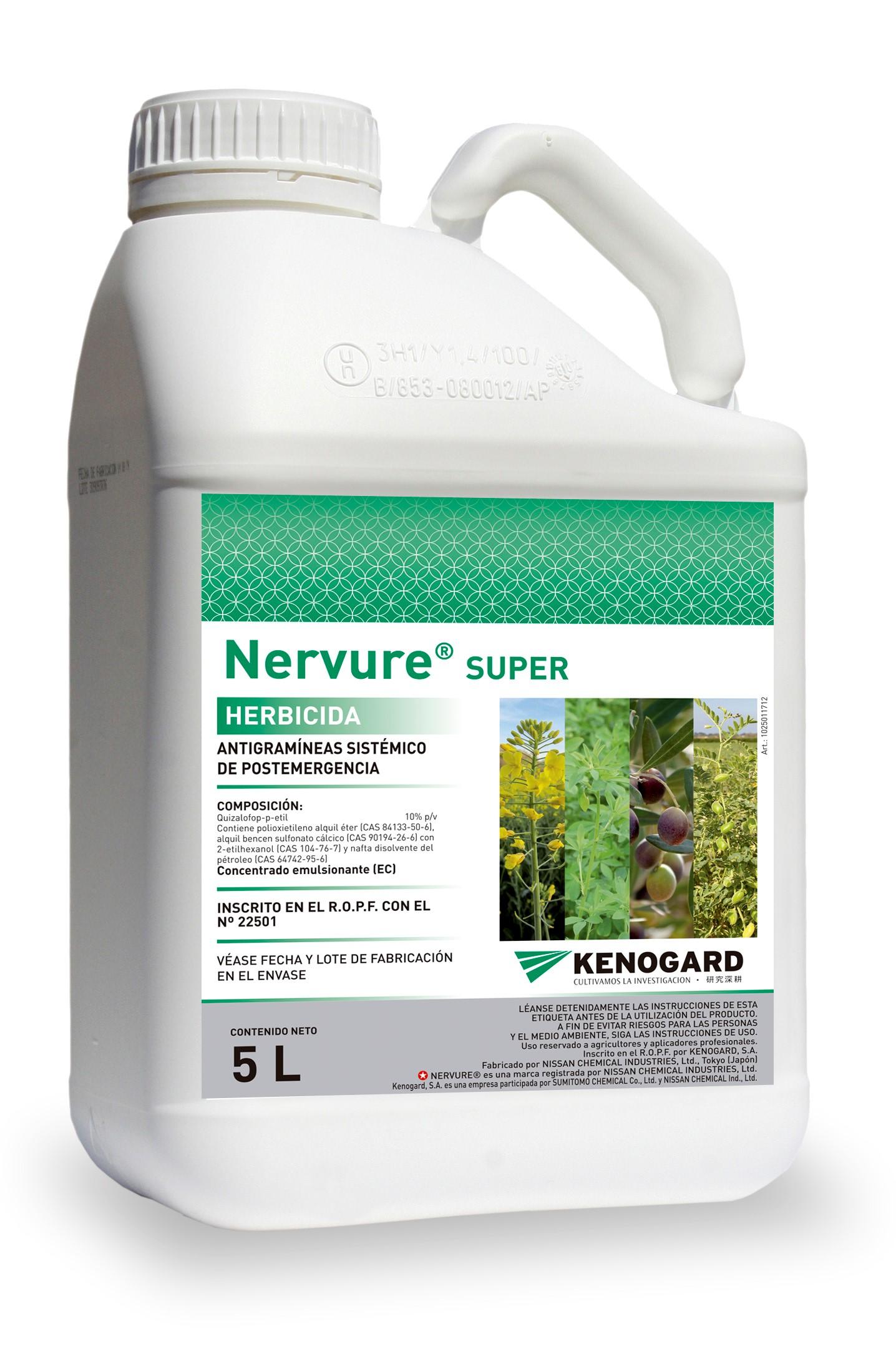 Envase Nervure Super 5 L
