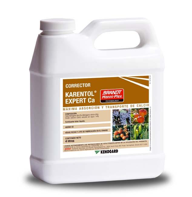 Envase Karentol Expert Ca 4 L