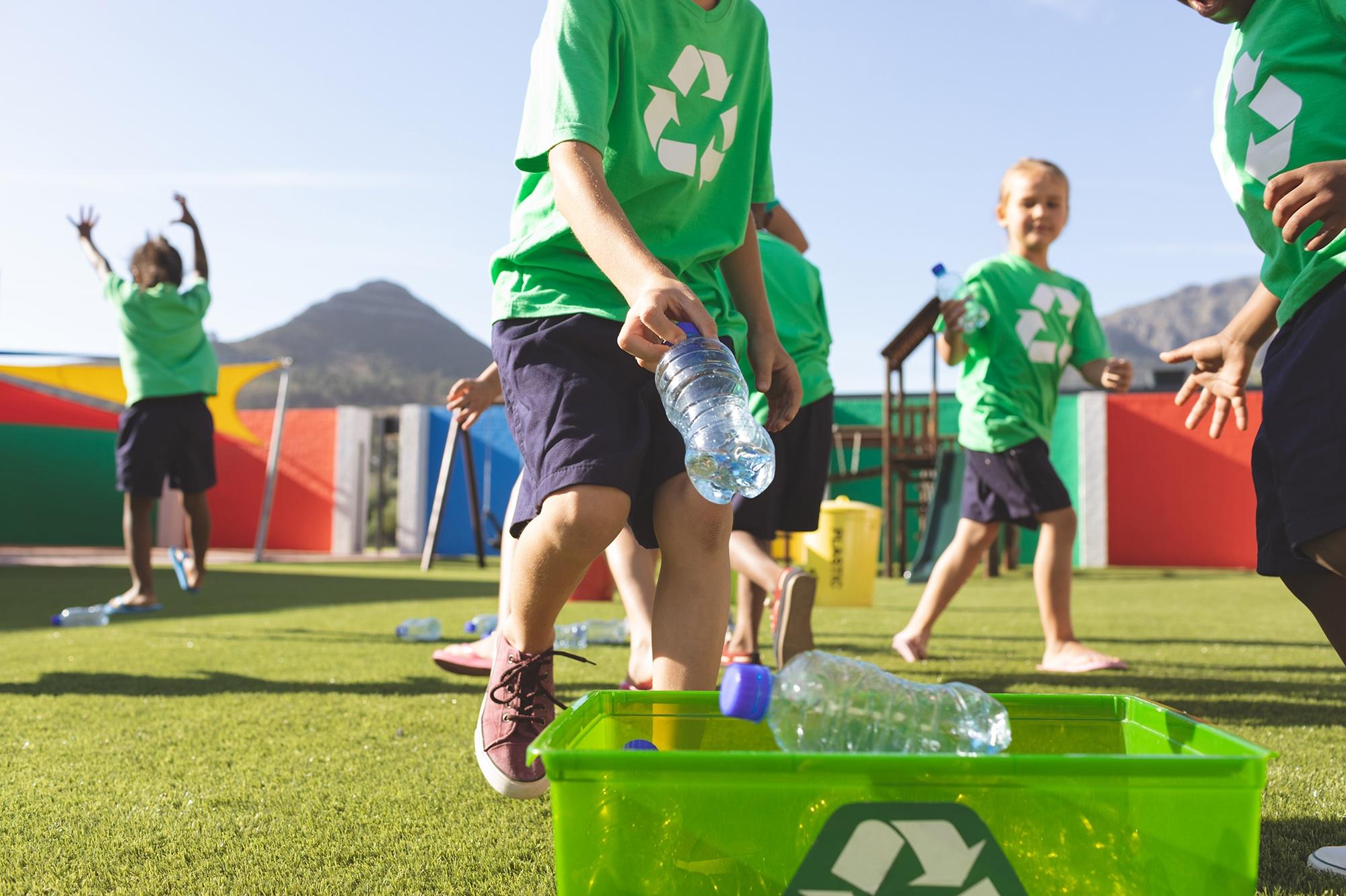 Trabajando Juntos Hacia Un Sistema Circular Para Plásticos